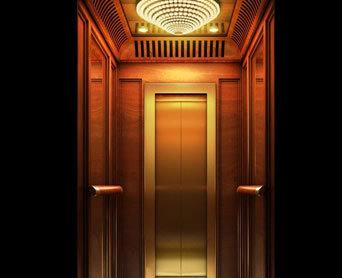钢带曳引式家用别墅电梯MNH5000