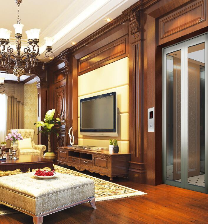 家用电梯、家用小型电梯、家用小电梯、别墅电梯